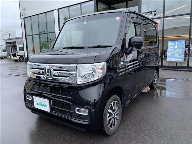 「ホンダ」「N-VAN+スタイル」「軽自動車」「石川県」の中古車6