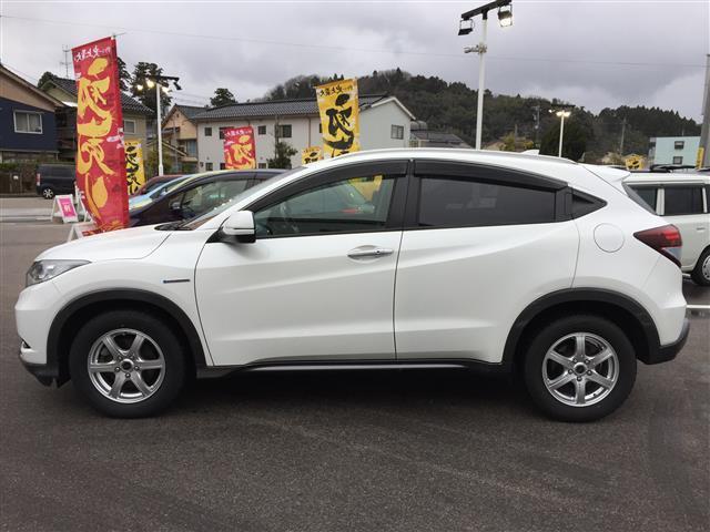 「ホンダ」「ヴェゼル」「SUV・クロカン」「石川県」の中古車9