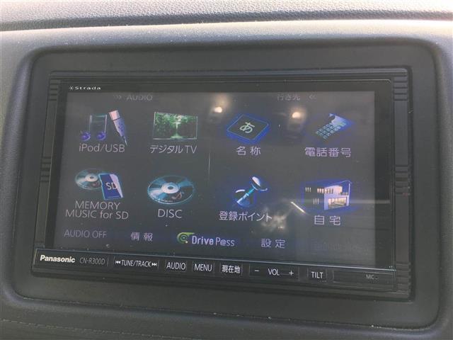 G 社外SDナビ フルセグTV バックカメラ ETC(10枚目)