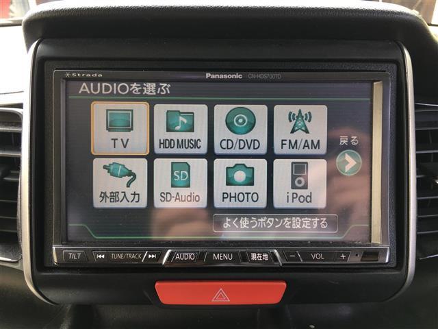 G・ターボパッケージ カスタムGターボパッケージ/HDDナビ/両側PSD/ETC/ドライブレコーダー(6枚目)