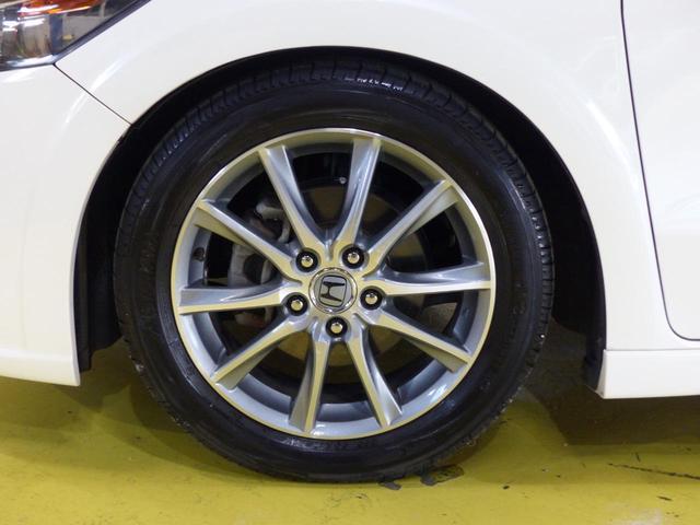 ホンダ ストリーム TS 後期型 HID TEIN車高調 ナビ フルセグ ETC