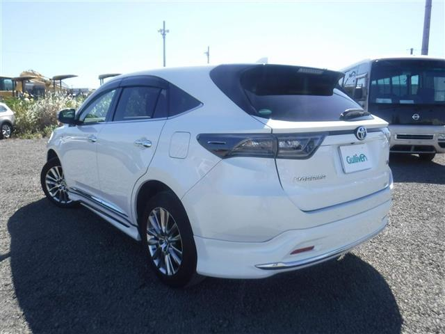 「トヨタ」「ハリアーハイブリッド」「SUV・クロカン」「新潟県」の中古車2