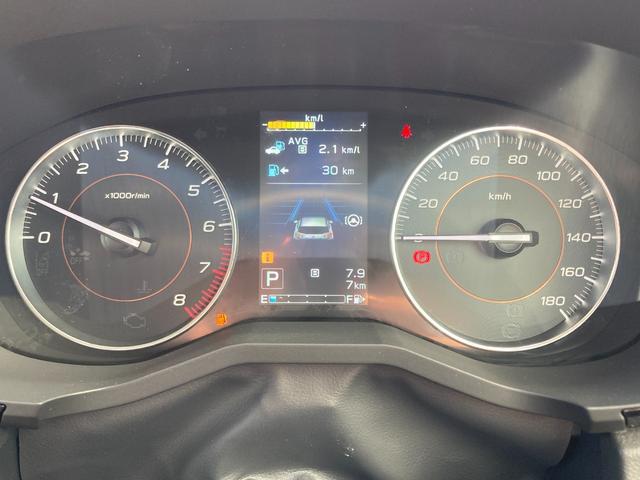 1.6i-L アイサイト 登録済未使用車 4WD 衝突軽減 ルーフレール パドルシフト レーダークルーズ サイドカメラ LEDヘッドライト レーンキープアシスト アイドリングストップ BSM 純正17AW コーナーセンサー(33枚目)