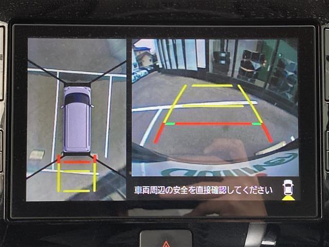 カスタムRS トップエディションSAIII 衝突軽減ブレーキ 純正9インチメモリナビ フルセグTV 全方位カメラ 両側パワースライドドア ETC スマートキー ハーフレザーシート シートヒーター ドラレコ LEDヘッドライト コーナーセンサー(4枚目)