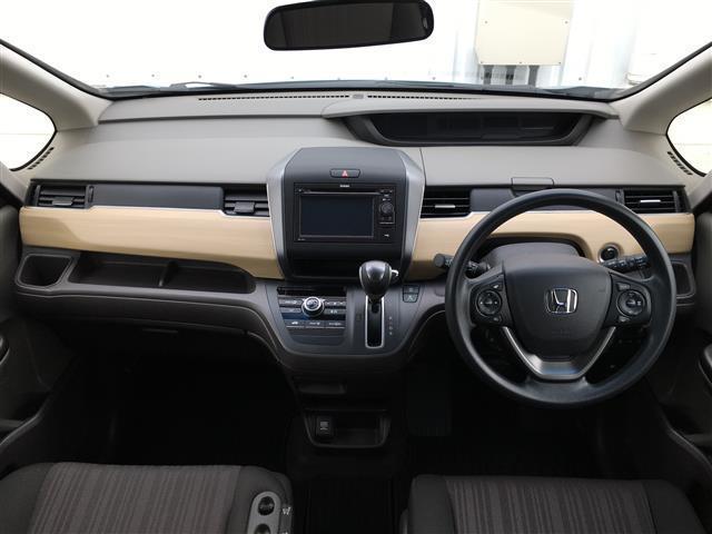 G・ホンダセンシング 助手席リフトアップシート Cパッケージ LEDヘッドライト 両側電動ドア 衝突軽減 レーダークルコン レーンキープアシスト カーテンエアバッグ 純正オーディオ ワンセグTV バックカメラ ETC(2枚目)