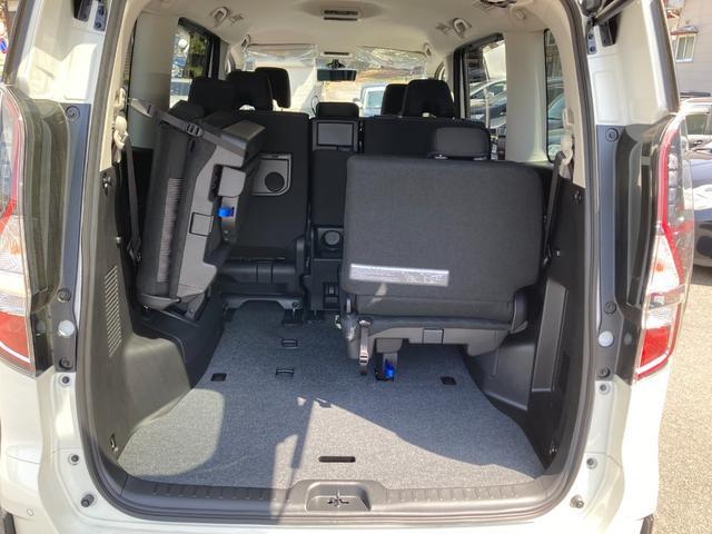 ハイウェイスターV 登録済未使用車 セーフティパックA 両側パワースライドドア プロパイロット エマージェンシーブレーキ アラウンドビューモニター インテリジェントルームミラー アイドリングストップ プッシュスタート(38枚目)