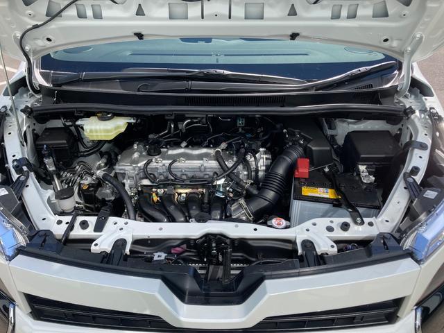ZS 煌III 登録済未使用車 衝突軽減ブレーキ クルーズコントロール レーンキープアシスト 両側電動スライドドア ハーフレザーシート 純正LEDヘッドライト 純正16インチAW スマートキー プッシュスタート(11枚目)