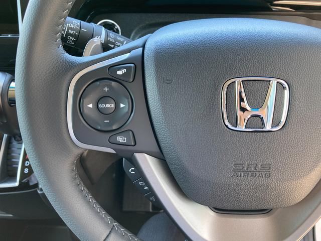 スパーダ ホンダセンシング 登録済未使用車 ホンダセンシング 衝突軽減ブレーキ バックカメラ ETC2.0 スマートキー 両側パワースライドドア レーダークルーズコントロール パドルシフト LEDヘッドライト 純正16AW(20枚目)