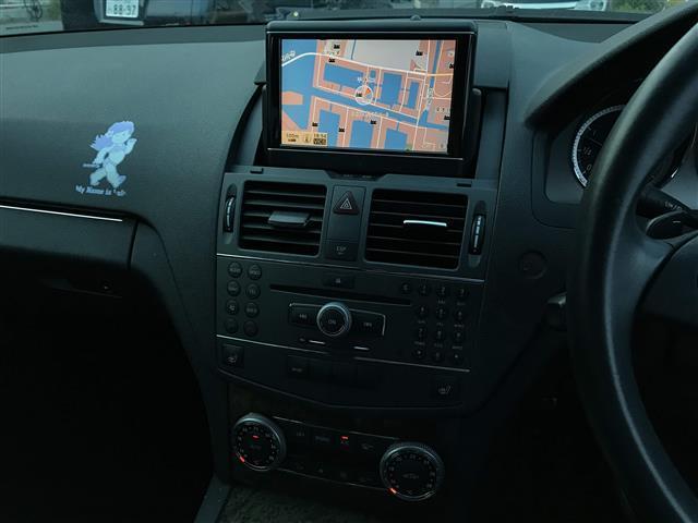 Cクラスステーションワゴン CGI Bエフィ ワゴン AVG(6枚目)