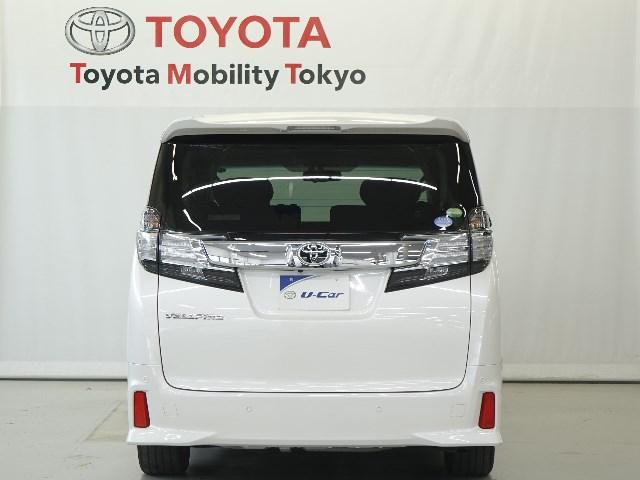 「トヨタ」「ヴェルファイア」「ミニバン・ワンボックス」「東京都」の中古車5
