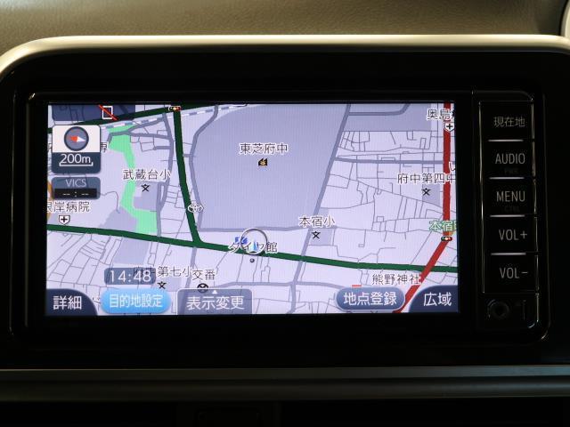 G クエロ ナビTV 1オナ Bカメ CD イモビライザー メモリーナビ ETC ワンセグ キーフリー 3列シート 記録簿 アイドルストップ スマキー プリクラッシュセーフティ 両自ドア LEDヘッドライ ABS(5枚目)