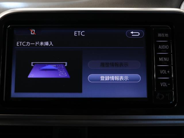 G クエロ ナビTV 1オナ Bカメ CD イモビライザー メモリーナビ ETC ワンセグ キーフリー 3列シート 記録簿 アイドルストップ スマキー プリクラッシュセーフティ 両自ドア LEDヘッドライ ABS(8枚目)