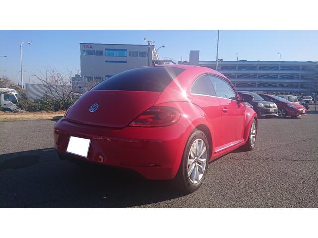 「フォルクスワーゲン」「VW ザビートル」「クーペ」「千葉県」の中古車8