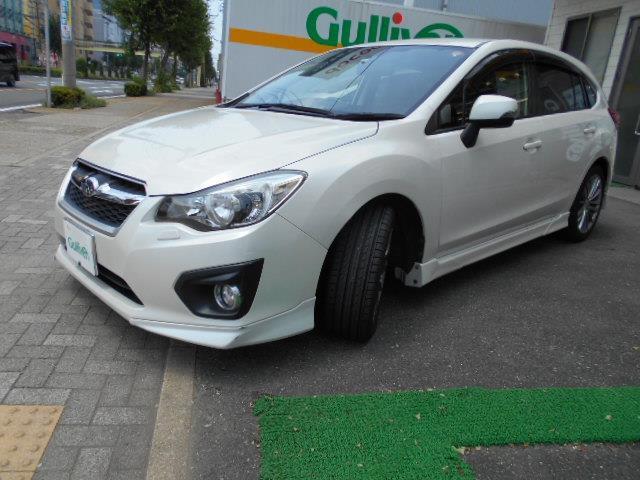 「スバル」「インプレッサスポーツ」「コンパクトカー」「愛知県」の中古車6