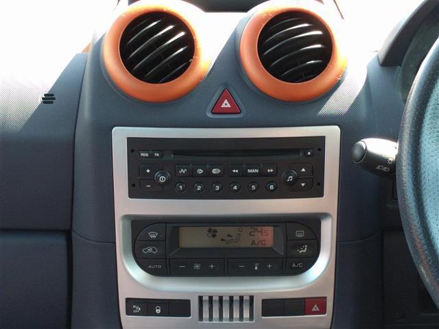 プジョー プジョー 1007 1.6 両側Pスライドドア コーナーセンサー