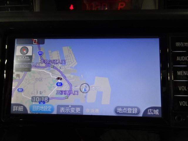 X S スマートキー メモリーナビ バックカメラ(6枚目)