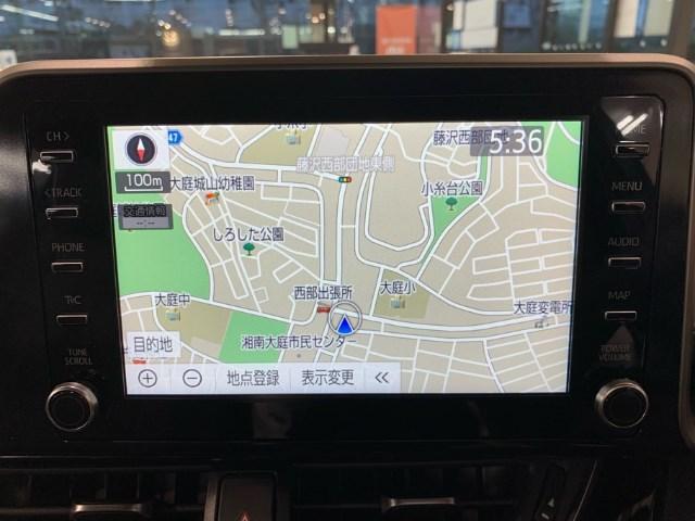 G-T 登録済未使用車 メモリーナビ バックカメラ ETC2.0 LEDヘッドランプ(6枚目)