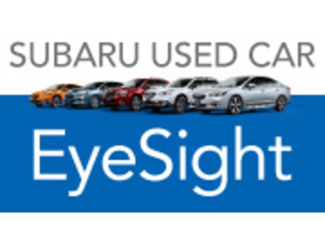 SUBARU USED CAR      EyeSiqht