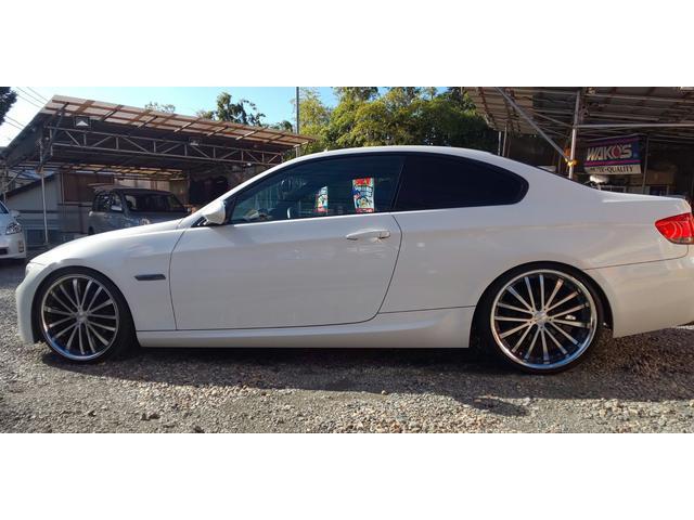 BMW BMW 320i AW20 ローダウン HID 革シート ETC