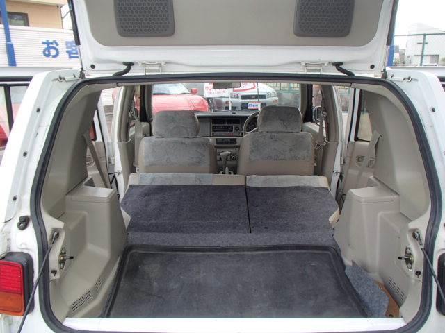 タイプA4WD走行3.3万専用オーディオ禁煙ETC背面タイヤ(6枚目)