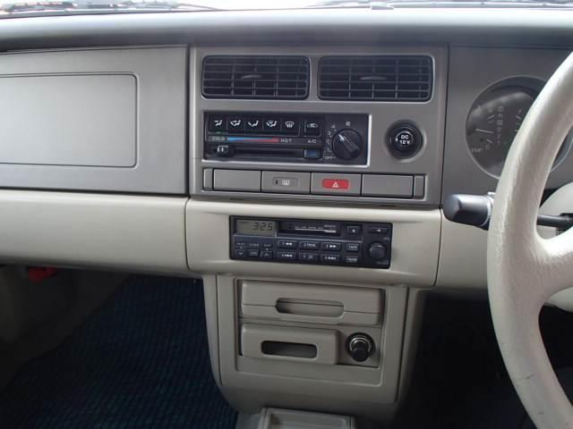 タイプA4WD走行3.3万専用オーディオ禁煙ETC背面タイヤ(7枚目)