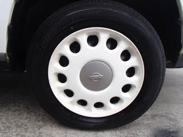 タイプA4WD走行3.3万専用オーディオ禁煙ETC背面タイヤ(12枚目)