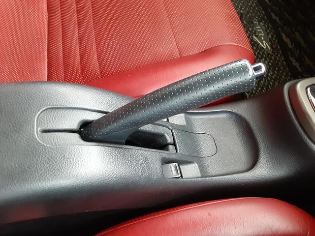 Vエディションファイナルバージョン 6速シーケンシャル エアロ 専用赤革シート Rays16&17インチアルミホイール 柿本マフラー トヨタ純正HDDナビ VVTi アルミペダル 赤革コンビハンドル ステアシフト オープントップ(14枚目)