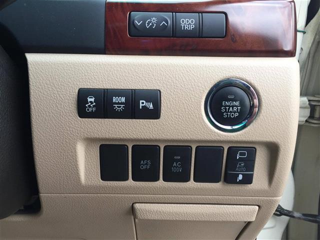 350G 4WD 両側パワスラ 前席パワーシート(19枚目)