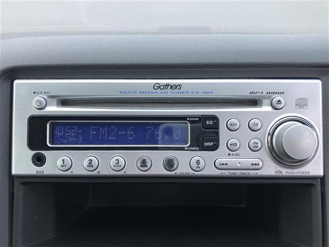 Gコンフォートセレクト 社外オーディオCD AUX FM AM ETC 社外アルミホイール 純正フロアマット ドアバイザー ライトレベライザー ベンチシート リモコンキー 取扱説明書 保証書(6枚目)