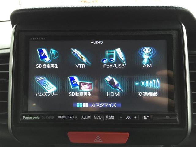 G SSパッケージ /メモリナビ/フルセグTV/CD/DVD/AUX/MSV/バックカメラ/ドライブレコーダー/両側パワースライドドア/CTBA/プッシュスタート/純正14AW/ウィンカーミラー(6枚目)