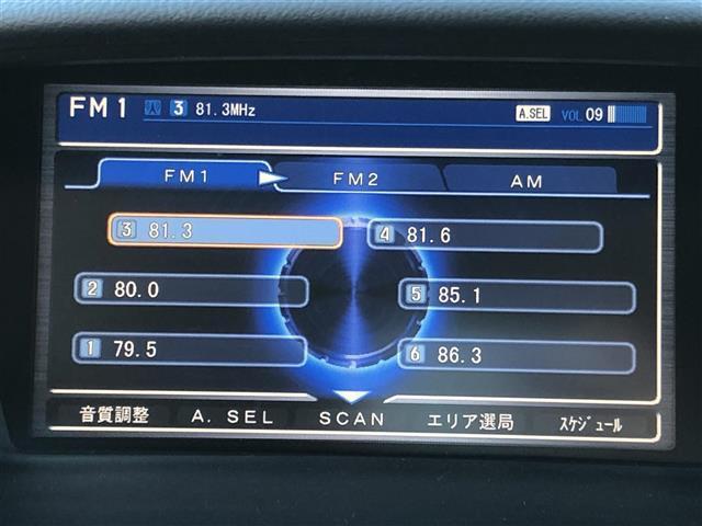 M 純正HDDナビ CD DVD Bluetooth USB ミュージックサーバー フルセグTV ビルトインETC ウィンカーミラー moduloサイドスポイラー moduloリアスカート スマートキー(6枚目)