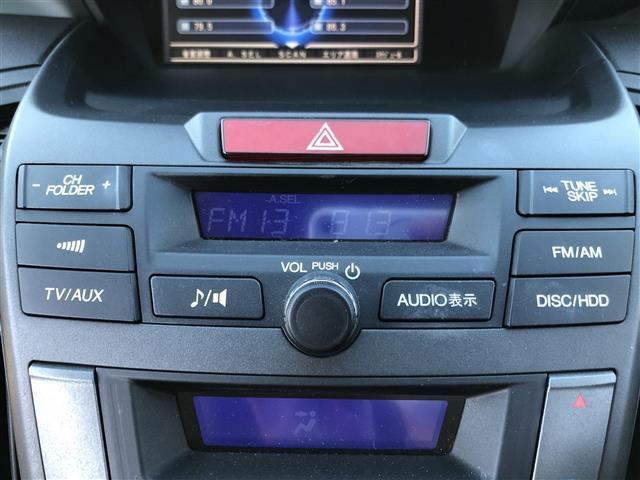 M 純正HDDナビ CD DVD Bluetooth USB ミュージックサーバー フルセグTV ビルトインETC ウィンカーミラー moduloサイドスポイラー moduloリアスカート スマートキー(7枚目)