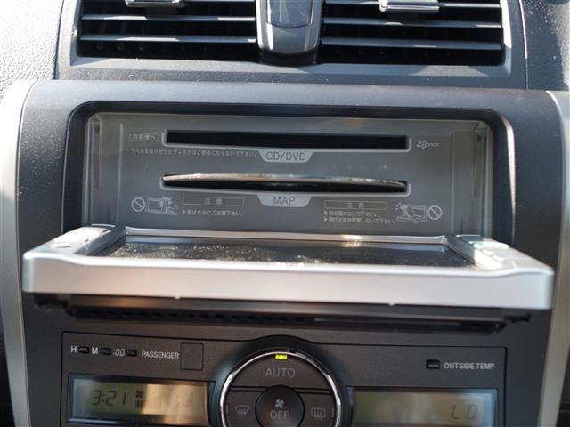 A15 純正DVDナビ CD AUX ETC ABS 社外アルミ 夏タイヤ純正アルミ4本 オートライト スペアキー1本(8枚目)