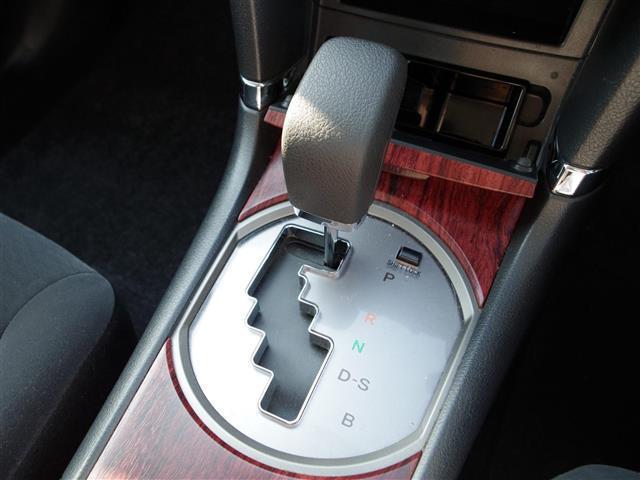 A15 純正DVDナビ CD AUX ETC ABS 社外アルミ 夏タイヤ純正アルミ4本 オートライト スペアキー1本(19枚目)