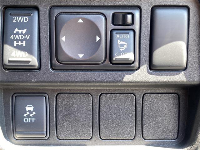 ニスモ RS 純正メモリナビ ETC ハーフレザーシート プッシュスタート 横滑り防止装置 LEDヘッドライト オートライト パドルシフト ステアリングスイッチ 電動格納ミラー ドアバイザー ウインカーミラー(11枚目)