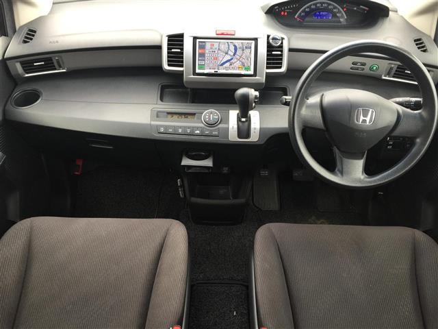 G ジャストセレクション メモリナビ 地デジTV Bluetooth DVD iPod ETC 冬タイヤ車載 片側パワースライドドア HID オートライト ドアバイザー ウインカーミラー 電格ミラー(3枚目)