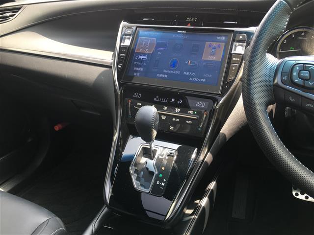 プレミアム スタイルノアール サンルーフ アルパイン10型ナビ パワーバックドア トヨタセーフティセンス ハーフレザー バックカメラ ETC フルセグ Bluetooth シーケンシャルウィンカー(11枚目)