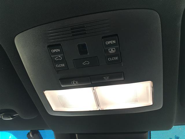 プレミアム スタイルノアール サンルーフ アルパイン10型ナビ パワーバックドア トヨタセーフティセンス ハーフレザー バックカメラ ETC フルセグ Bluetooth シーケンシャルウィンカー(16枚目)