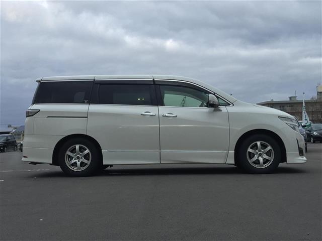 「日産」「エルグランド」「ミニバン・ワンボックス」「秋田県」の中古車8