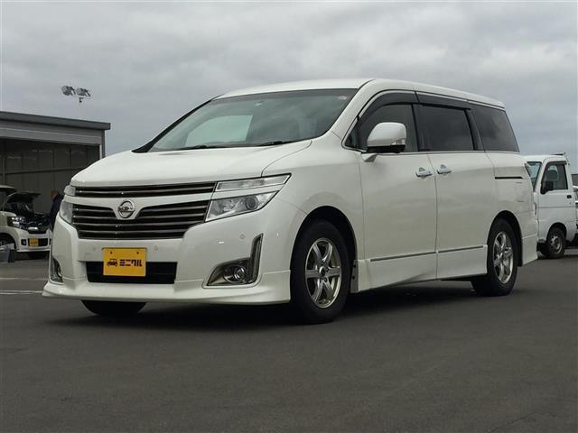 「日産」「エルグランド」「ミニバン・ワンボックス」「秋田県」の中古車11