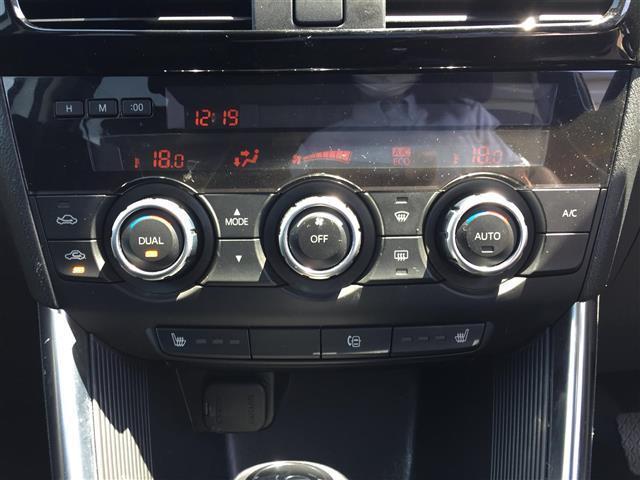 XD Lパッケージ 4WD/ディーゼル/社外ナビ(CA9PA)/BOSEサウンド/ETC/クルーズコントロール/運転席パワーシート/D席N席シートヒーター/デュアルエアコン/純正フロアマット/プッシュスタートボタン(8枚目)