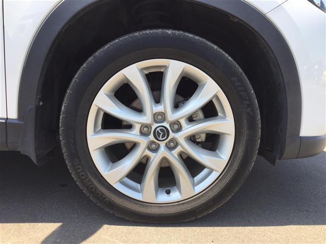 XD Lパッケージ 4WD/ディーゼル/社外ナビ(CA9PA)/BOSEサウンド/ETC/クルーズコントロール/運転席パワーシート/D席N席シートヒーター/デュアルエアコン/純正フロアマット/プッシュスタートボタン(17枚目)