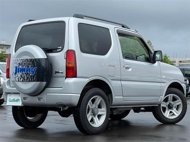 XC 4WD/5速MT/社外ナビ/AM/FM/CD/DVD/BT/ワンセグTV/社外フロアマット/電動格納ミラー/純正16インチAW/社外AW付スタッドレスタイヤ積込175/80/R16/ライトレベライザー(23枚目)