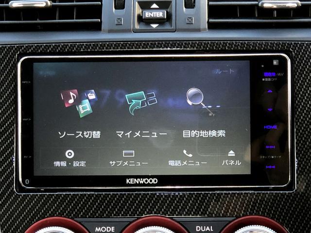STI タイプS 6MT メモリーナビフルセグTV Bカメラ(3枚目)