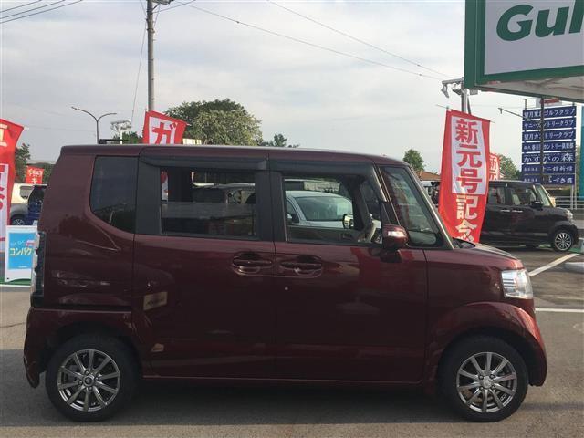 G Lパッケージ 4WD 片側パワスラ 純正オーディオ(17枚目)