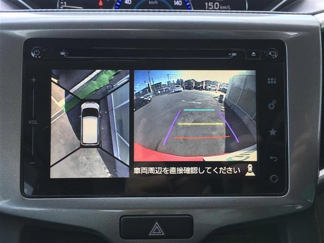 HV MX 4WD Dカメラ ブレーキS アラウンドビュー(2枚目)