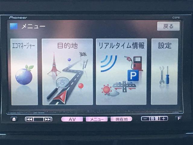 C ワンオーナー 純正メモリーナビTV ETC(2枚目)