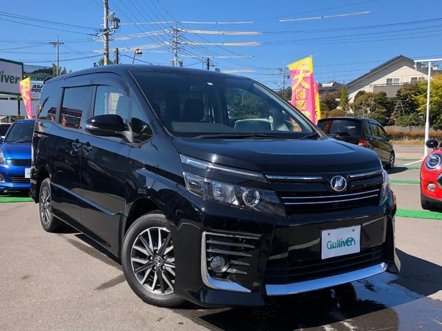 「トヨタ」「ヴォクシー」「ミニバン・ワンボックス」「長野県」の中古車15