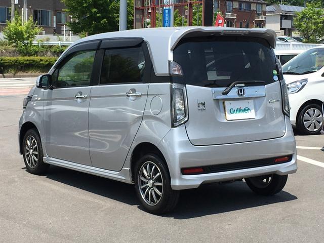 「ホンダ」「N-WGNカスタム」「コンパクトカー」「長野県」の中古車5