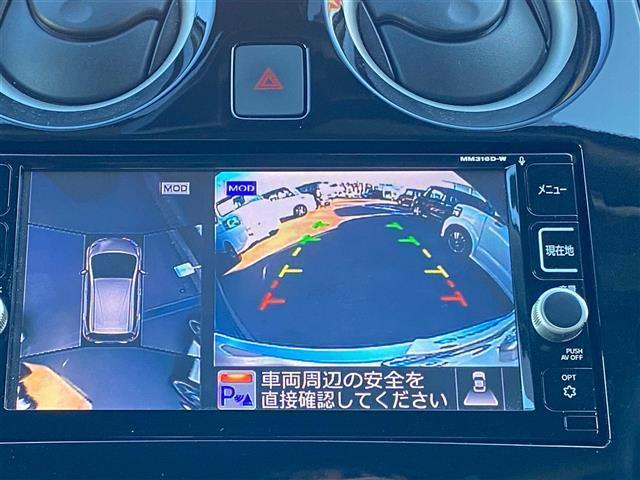 e-パワー X 衝突軽減ブレーキ アラウンドビューモニター 純正メモリナビフルセグTV ETC ワンオーナー(3枚目)
